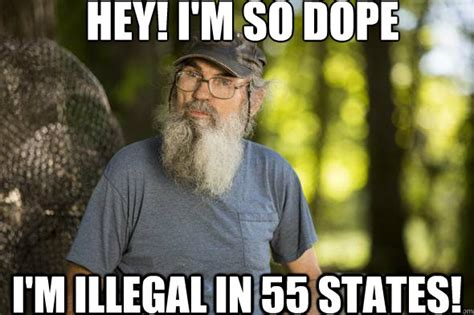 Uncle Si Memes - 25 funny duck dynasty memes that are duckin awesome