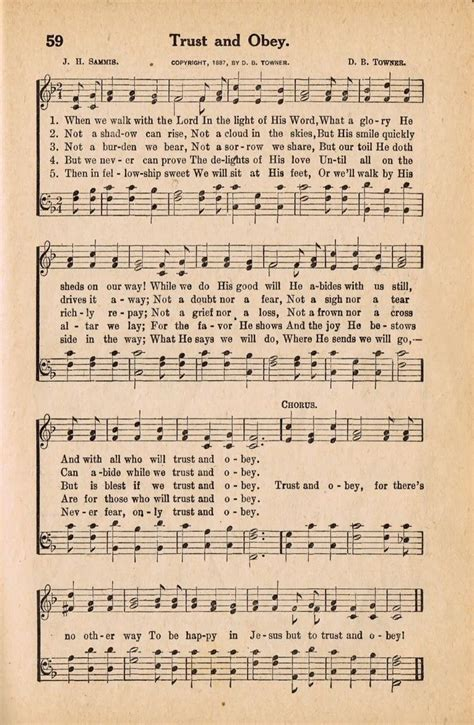 printable lyrics gospel songs 104 best images about christian hymns vintage on