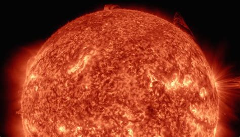 imagenes sol 4k no te pierdas este hipnotizante time lapse del sol en 4k