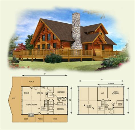 lakefront cabin plans lakefront