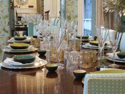 elegant table elegant table decorating ideas lovetoknow