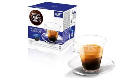 Neecafe Dolce Gusto Capsule Ristretto buy nescafe dolce gusto ristretto ardenza 16 coffee capsules harvey norman au