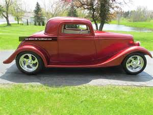 Ford 3 Window Coupe 1934 Ford 3 Window Coupe Rod
