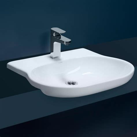 Semi Recessed Vanity Basins by Caroma Opal Semi Recessed Vanity Basin Design Content