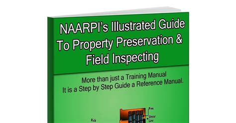 guide book to property preservation the property