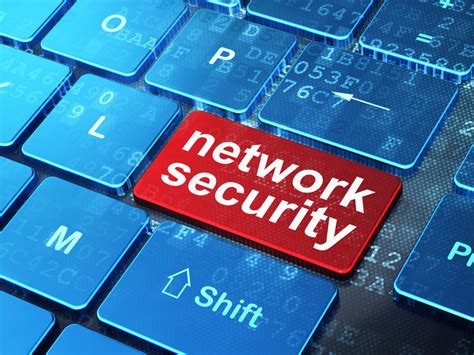 how to secure small business network