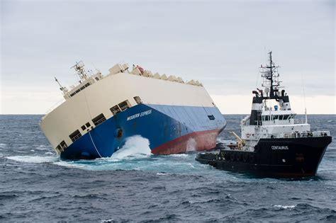 remorqu 233 le cargo modern express ne risque plus de s