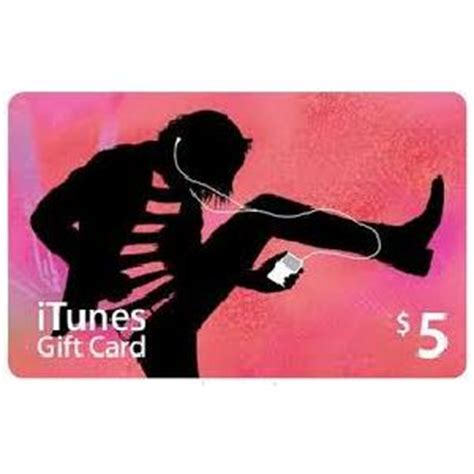 Itunes 5 Gift Card - free 5 itunes gift card on 11 25 at 12am et first 74 042 vonbeau com