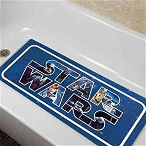 Amazon Com Star Wars Tub Mat Home Kitchen Wars Bathroom Rug