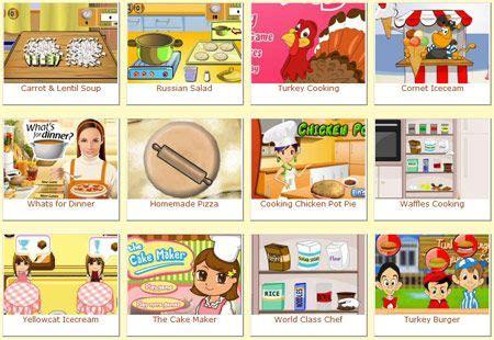 juegos online cocina juegos de cocina los m 225 s divertidos de la red juegos de