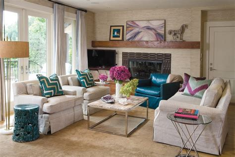 neutral living room with pops of color neutral living room with pops of color living room