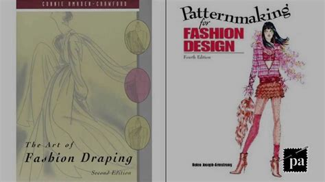 patternmaking and draping books book review pattern drafting draping books youtube