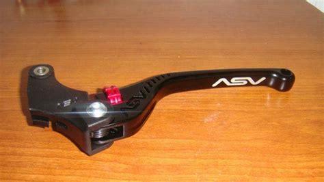 Asv C5 Series Sport Bike Clutch Lever Black Crc541 K buy asv c5 clutch lever with adjustible adjuster from