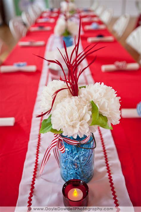 tissue paper flower centerpieces tissue paper flowers and jar centerpieces