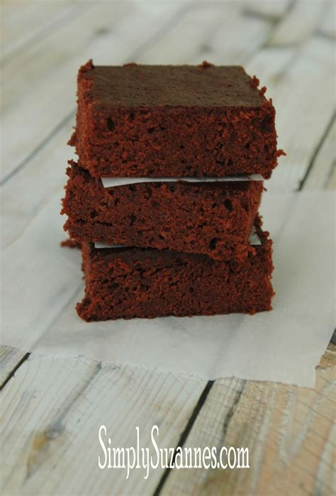 is velvet cake chocolate cake with food coloring simply suzanne s at home velvet brownies with