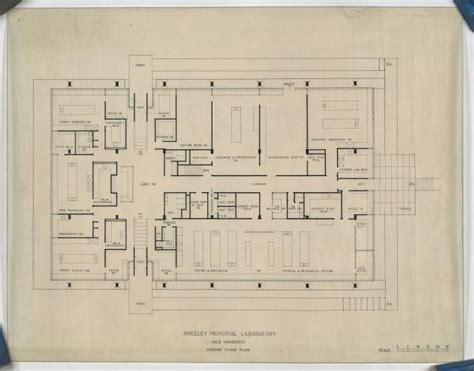 yale university art gallery floor plan greeley memorial laboratory yale university new haven