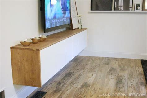 hideaway tv cabinet ikea 7 diy tv stands that hide ugly cable boxes and wires