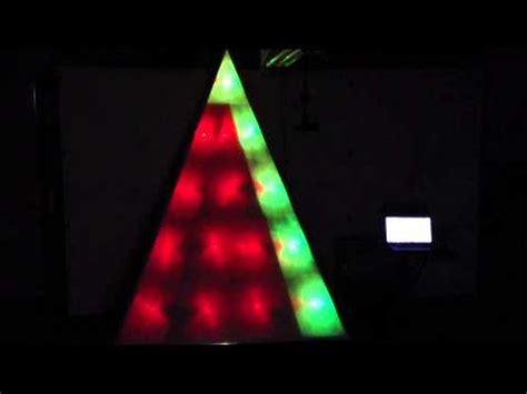 christmas light show box box tree christmas light show light o rama lor youtube