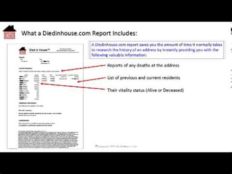 diedinhouse com what is in a diedinhouse com report youtube