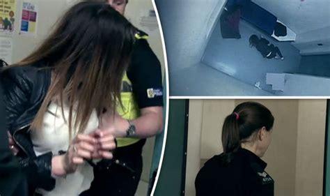 Esta Visa Criminal Record Calls On After She Drunkenly Attack