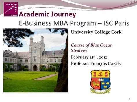 Mba Courses Cork by Blue Strategy