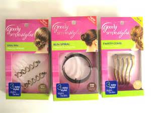 goody hair accessories fashion in motion