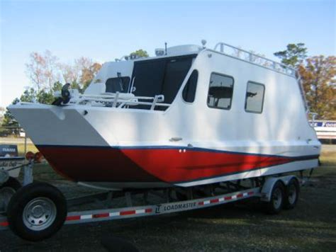 small house boats for sale 24 rosborough 246 sedan cruiser high side 2002 64 900 images frompo