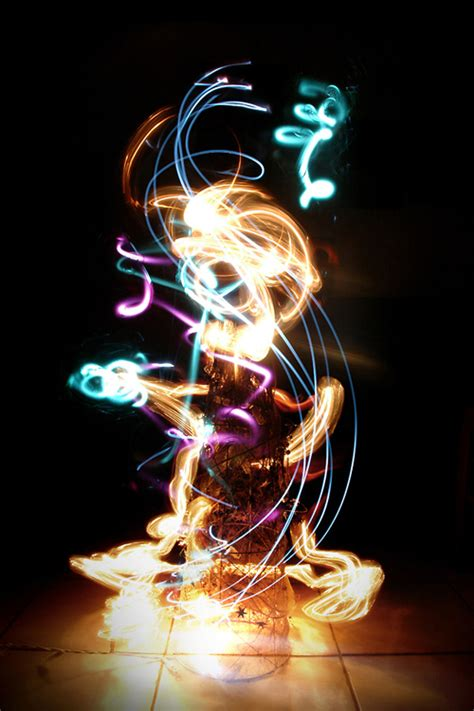 Light Paint by Light Painting Photography The World