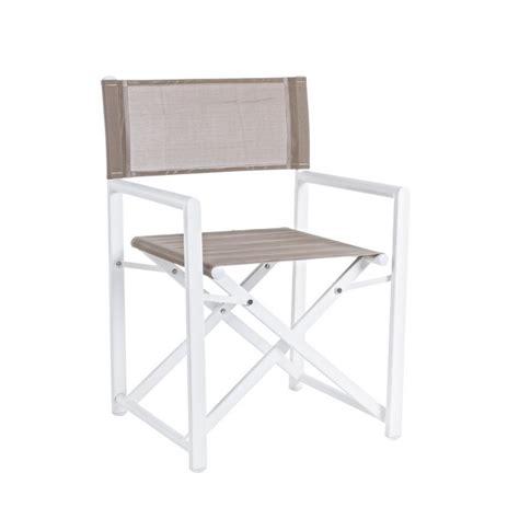 sedia regista sedia regista marrone mondobrico giardino