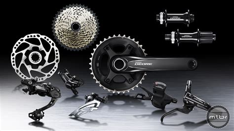 Shimano Deore M6000 shimano announces new deore groupset wide range slx and