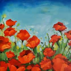16 best images about poppies on how to paint and poppy images