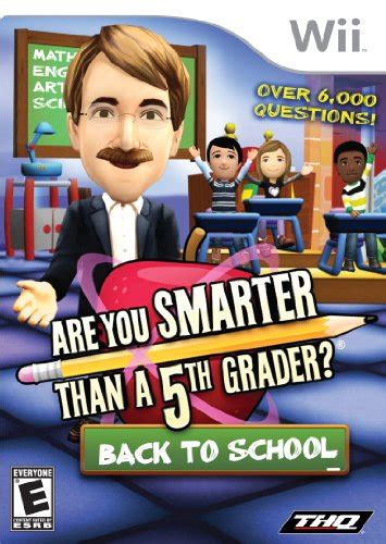 are you smarter than a 5th grader template seller profile five star2012