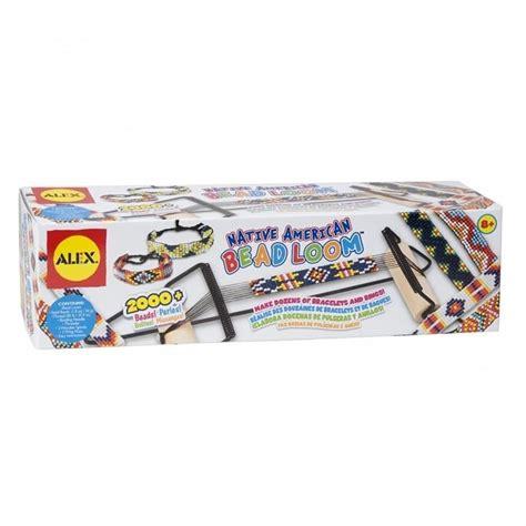 indian bead loom american bead bracelet loom kit alex brands from