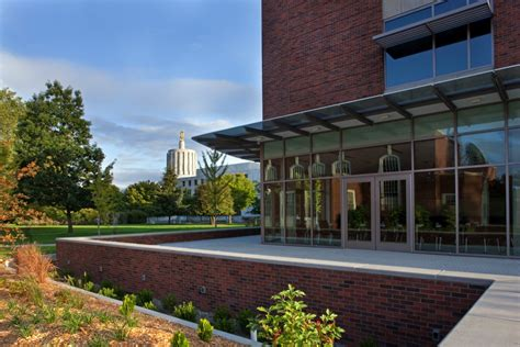Of Willamette Mba by Willamette Academic Architecture Hennebery Eddy