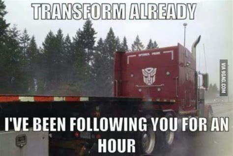 Mini Truck Meme - transformers memes quotes