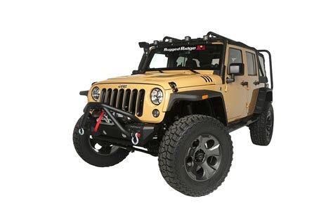 Rugged Ridge Jeep Parts by Rugged Ridge Announces New Jeep Restyling Packages For
