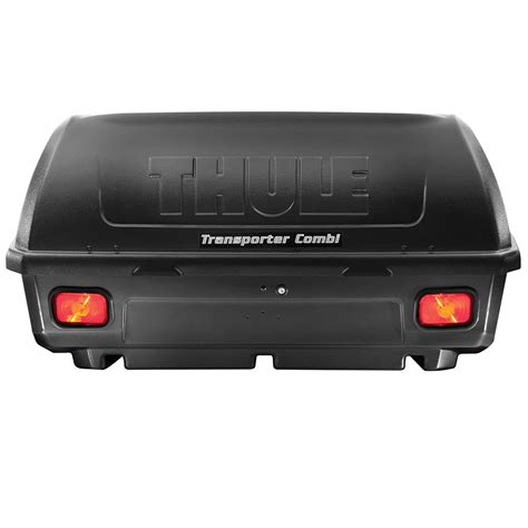 Thule Cargo Rack by Thule Transporter Combination Hitch Cargo Carrier
