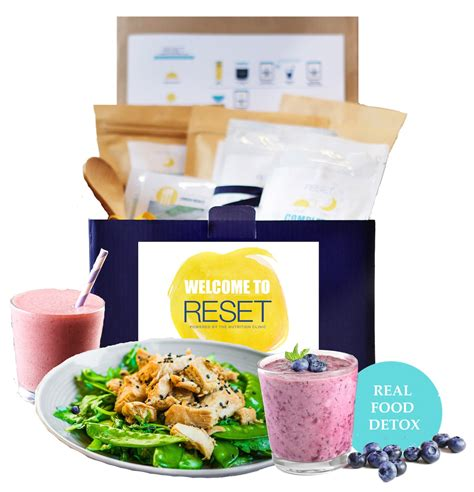 Reset Detox Singapore by Green Dot S Reset Giveaway Eat Clean With The
