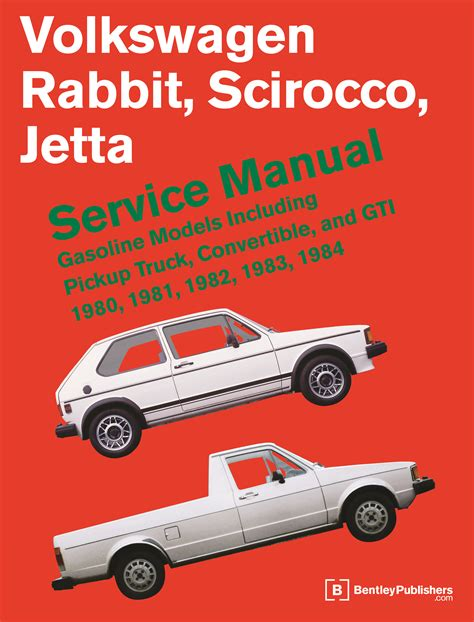 online car repair manuals free 1989 volkswagen type 2 auto manual front cover vw volkswagen repair manual rabbit scirocco jetta 1980 1984 bentley