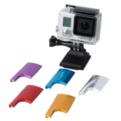 Tmc Aluminium Frame Gopro 4 Session tmc cnc aluminum back door clip for gopro 4 3
