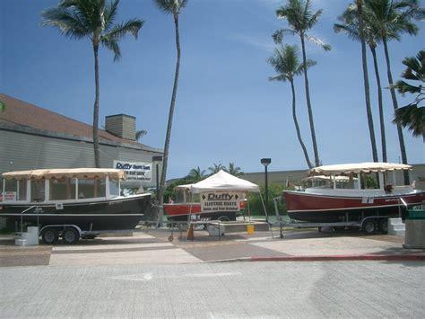 electric boat cruise hawaii duffy electric boat show in hawaii kai aug 12 14 2011