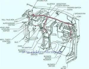 Форд фокус 2 схема