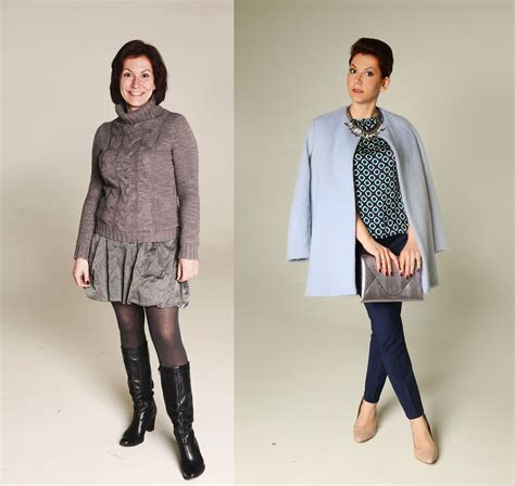 fat lady clothing makeover fashion makeover
