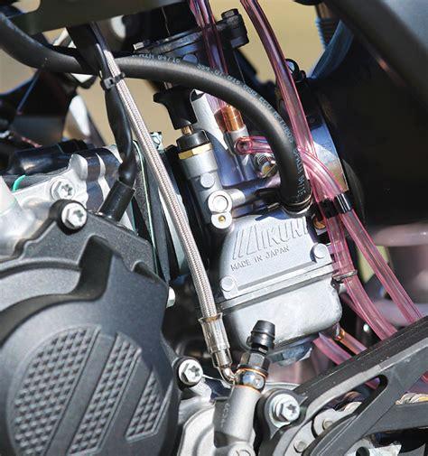 Ktm 300 Exc Carburetor 2017 Ktm 125 And 150 Sx Ride Impression Dirt Bike