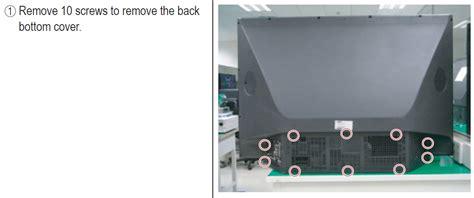 samsung tv dlp l i samsung dlp led 61 quot model bought in 2008 just