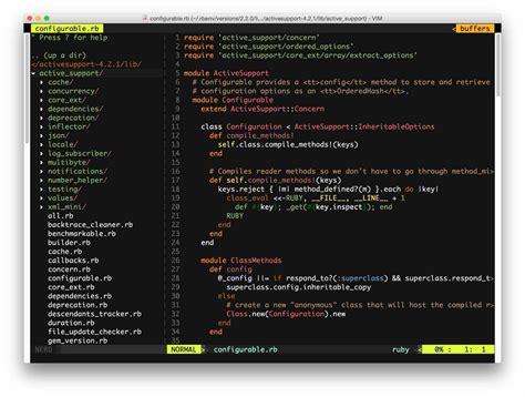 vimrc color scheme jpo vim railscasts theme a vim color scheme based on the