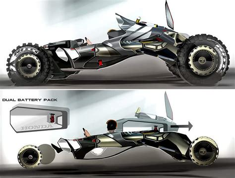 concept off road honda synergy off road buggy concept 4 wordlesstech