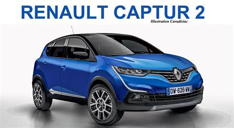 Renault Captur 2020 by Renault Remplacera Captur En 2020
