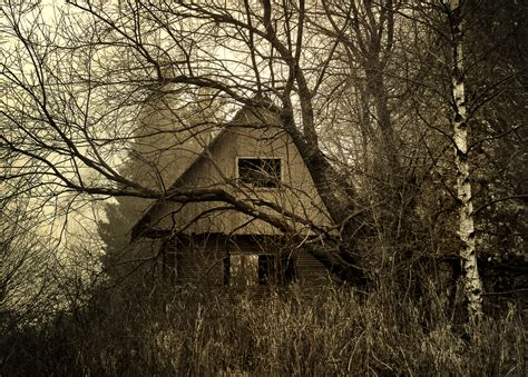 Haunted Cabins by Vagabonding With Care It S To Be Fearless