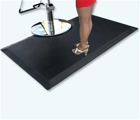 Hair Stylist Mat by Buy American Made Hair Salon Mats Matting For